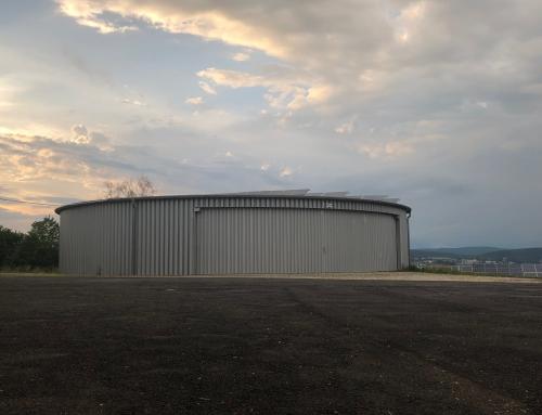 Hangarplatz zu vermieten